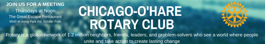 The Chicago-O'Hare Rotary Club
