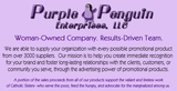 Purple Penguin Enterprises LLC